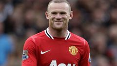 Rooney je nejlepším anglickým střelcem v Lize mistrů