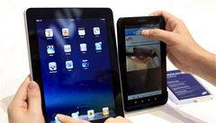 Samsung nesmí v Evropě prodávat svůj tablet Galaxy 7.7, rozhodl soud
