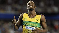 Sprinter Bolt si spravil chuť. Na 200 m má zlato