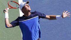 Berdych na US Open končí. Tipsarevičovi vzdal