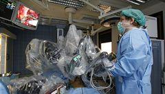 Google a J&J budou spolupracovat v robotické chirurgii