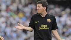 Barcu neopustím. Chci v ní skončit, ujišťuje Messi