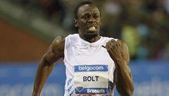 Bude opět suverénní? Bolt zahájil sezonu časem 9,82