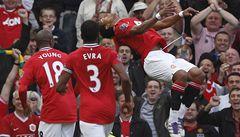 Manchester United porazil Chelsea a vede ligu