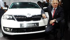 Škoda překonala rekord, prodala 875 tisíc aut