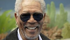 Herec Freeman obvinil Tea Party z rasismu