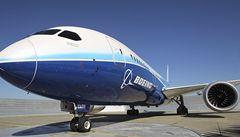 Novému Dreamlineru se nevysunul podvozek