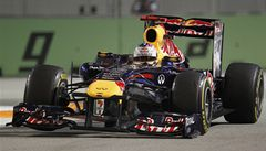 Rychlý titul v F1? Vettel už je blízko