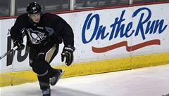 Crosby už trénuje v plné zátěži. Návrat se blíží