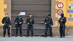 Do věznice Plzeň-Bory se v noci probourali dva muži