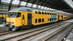 Vlaky v Nizozemsku? Namísto toalety pytlík