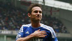Anglie přišla o zraněného Lamparda