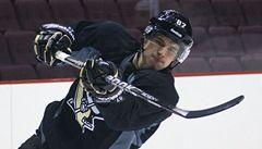 Crosby měl nastoupit v pátek. Návrat se odkládá