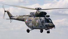 Doplnění stavů a nákup techniky. Hlavní cíle nového velitele letectví Šebesty