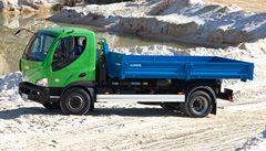 Avia bude vyrábět nákladní auta v Indii