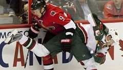 Utkání hvězd NHL si zahraje z Čechů jen Milan Michálek