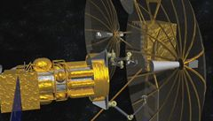 USA chce využít kosmické smetí pro nové družice