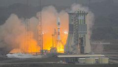 První družice systému Galileo jsou na oběžné dráze