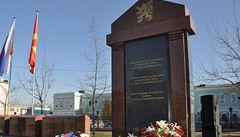 Legionáře by v Rusku mělo připomínat až 50 pomníků