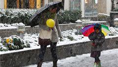 Východ USA ochromila sněhová smršť, tři mrtví
