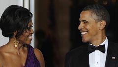 Obamovi volí s předstihem. První dáma už hlas poslala