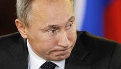 Tajné služby prý zmařily atentát na Putina