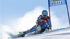 Obří slalom SP v Kranjské Goře vyhrál Ligety