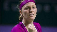 Kvitová bojuje s Azarenkovou o druhé místo světa
