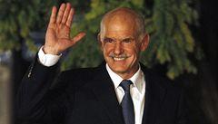 Řecko: zvedněte ruku pro škrty, jinak už nebudete poslancem