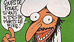 Francouzský časopis si dál dělá legraci z islámu