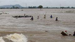 Katastrofy v roce 2011 stály 380 miliard dolarů