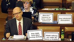 ČSSD zdržuje zákony dva dny, Francouzi to zvládli deset let