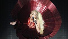 Lady Gaga ovládla Evropské hudební ceny MTV