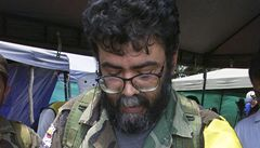 V Kolumbii zabili vůdce povstalců Cana