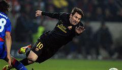 Deník L'Equipe: Sportovcem roku 2011 byl Messi