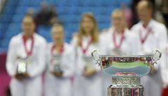 Tenistky vyrazily za obhajobou Fed Cupu