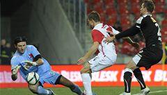 Třetí výhra v řadě: Slavia pokořila Plzeň