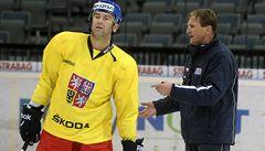 Nedvěd povede hokejisty na turnaj Karjala jako kapitán