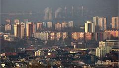 Moravskoslezský kraj se opět potýká se smogem