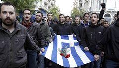 Řecko se bankrotu nevyhne, tuší už ratingovky