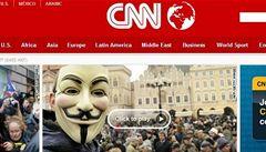 Na CNN si popletli Wall Street a pražský 'Staromák'