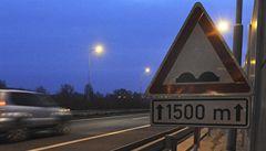 Eurovia navrhla, že srovná zvlněnou D47 a bude ji dál opravovat