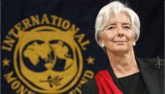 Chmurné vyhlídky. Ekonomiku čeká jen malé zlepšení, říká šéfka MMF