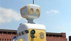 Korejci testují robotické vězeňské dozorce