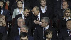 PROCHÁZKOVÁ: Ruské volby jako Manéž Bolka Polívky
