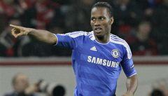 Drogba chce z Chelsea. Nahradí ho Wilfried?