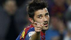 Atlético získalo hvězdu za hubičku. Barceloně děkuju, vzkázal Villa