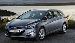 Hyundai i40: Víc než jen výhodná cena
