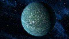 Vědci našli 'dvojče Země', poprvé v obyvatelné zóně