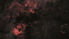 Čeští amatéři nahlížejí do hlubin vesmíru